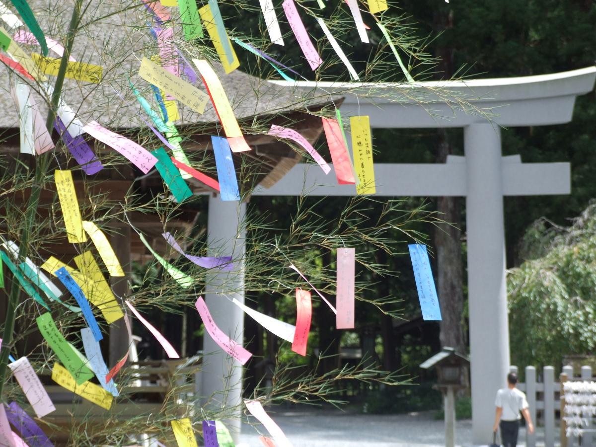 神社のいろは 夏の行事をたのしもう!!!『七夕のお話』