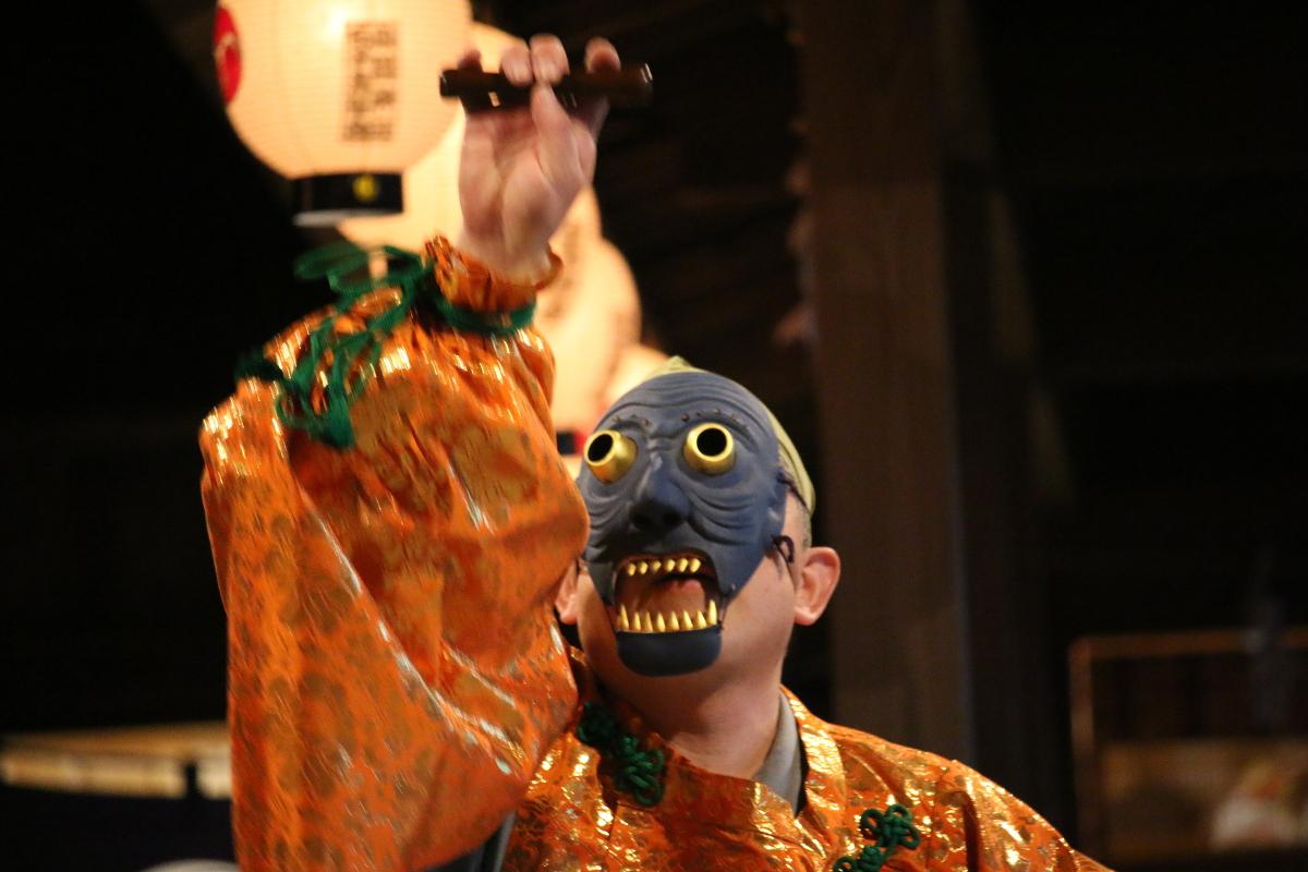 ◆古代より受け継がれる伝統◆国指定無形民俗文化財『古式十二段舞楽』奉奏拝観のご案内
