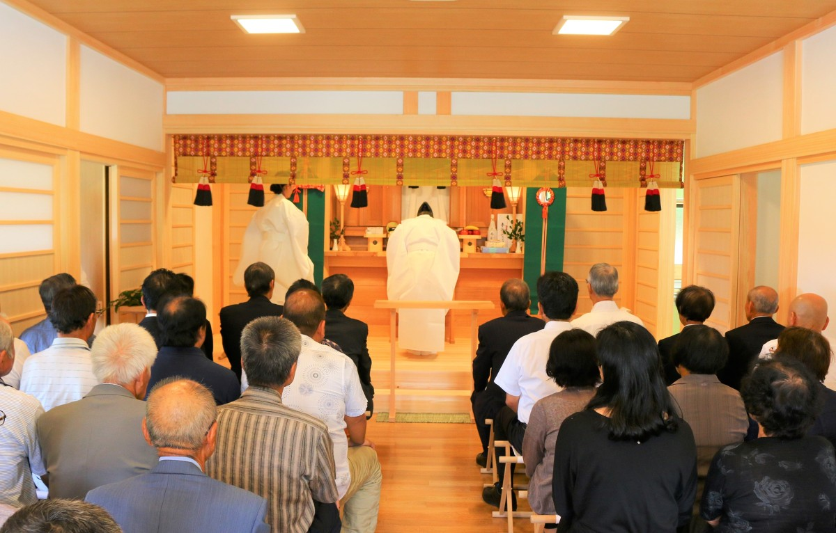 受け継ぎたい日本のこころ~神社とお盆のお話『命のリレーとバトン』~(令和元年8月14日改訂版)