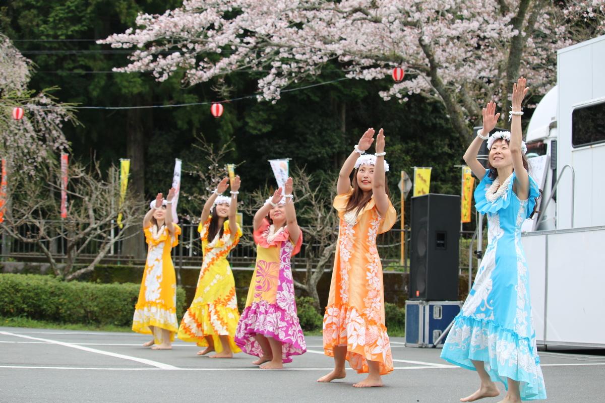 『一宮さくら祭』開催のお知らせ ■4月2日 開催■